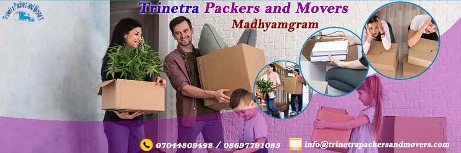 Packers and Movers Madhyamgram