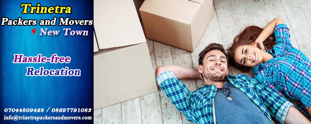 Trinetra Packers and Movers New Town